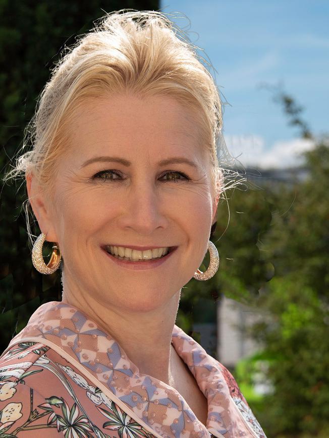 Portrait von Susanne Dern