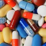 Bunter Tabletten-Mix