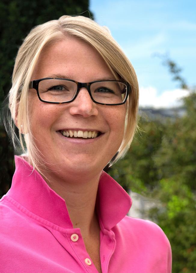 Portrait von Janine Heinrich