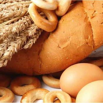 Weizen,Brot,Eier, Milch, Unverträglichkeiten