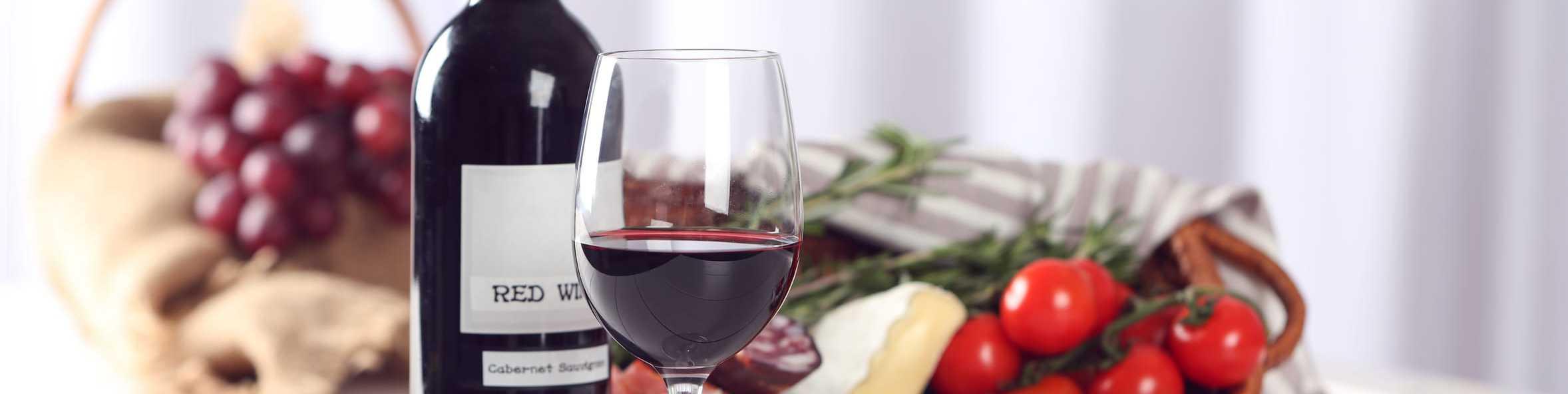 Rotwein, reifer Käse, Tomaten, Histaminintoleranz