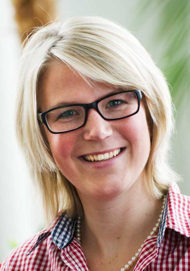 Portrait Janine Thielmann