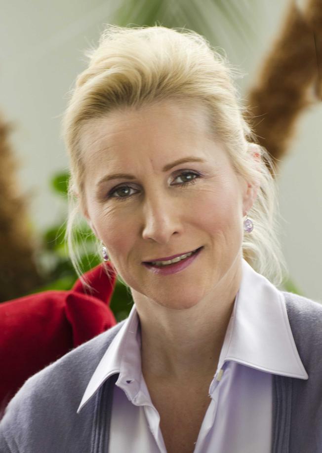 Portrait Susanne Dern
